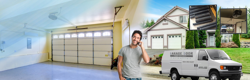 Garage Door Repair Cornelius, OR | 503-303-6257 | Cables Service